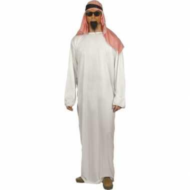 Arabier verkleed carnavalspak voor heren