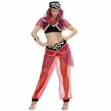 Arabisch dames carnavalspak