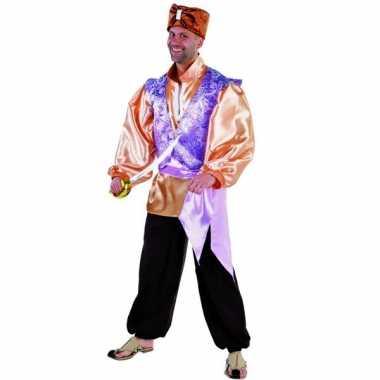 Arabisch verkleed carnavalspak heren