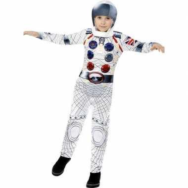 Astronauten carnavalspak voor jongens