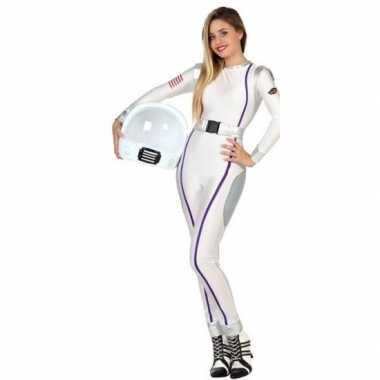 Astronauten verkleed carnavalspak/carnavalspak voor dames