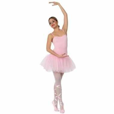 Ballet danseres verkleed carnavalspak voor dames