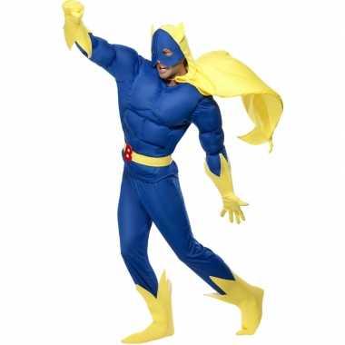Bananen Man carnavalspak