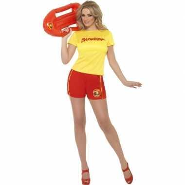 Baywatch carnavalspak voor dames