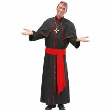 Bisschops carnavalspak voor heren