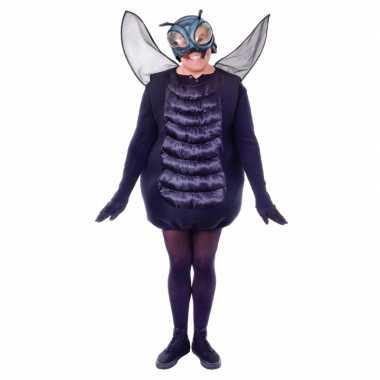 Bromvlieg carnavalspak voor volwassenen