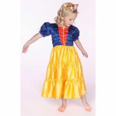 Carnaval carnavalspak sprookje prinses meisjes