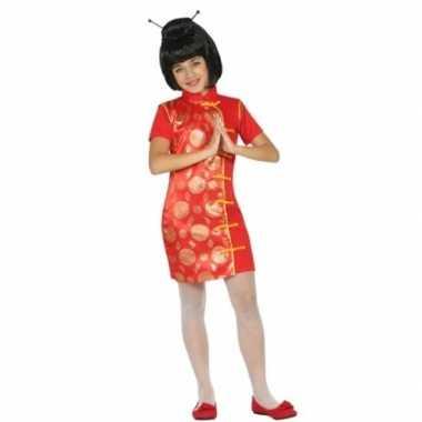 Carnaval chinees carnavalspak meisjes