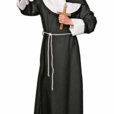 Carnaval nonnen jurk dames