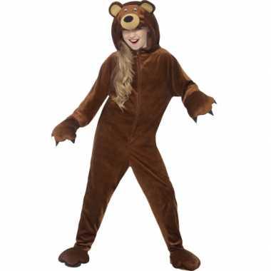 Carnavalspak beer all in one voor kinderen