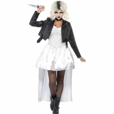 Carnavalspak chucky bruid