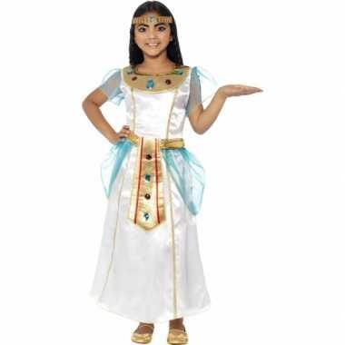 Carnavalspak cleopatra voor meisjes
