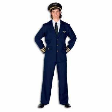 Carnavalspak piloot airman