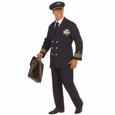 Carnavalspak piloot voor heren