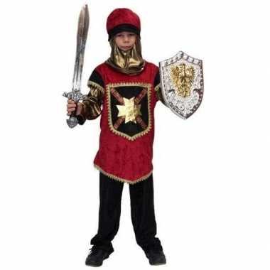 Carnavalspak ridder voor kinderen