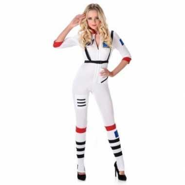 Carnavalspak ruimtevaarder carnavalspak voor dames