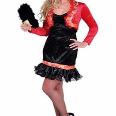Carnavalspak spaanse jurk