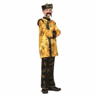 Chinese kinder verkleed carnavalspak