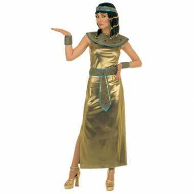 Cleopatra carnavalspak voor dames