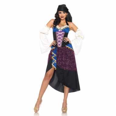 Compleet gypsy carnavalspak voor dames