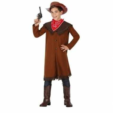 Cowboy john verkleed carnavalspak voor jongens