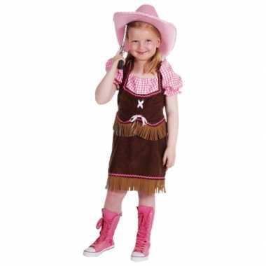 Cowgirl carnavalspaks meiden