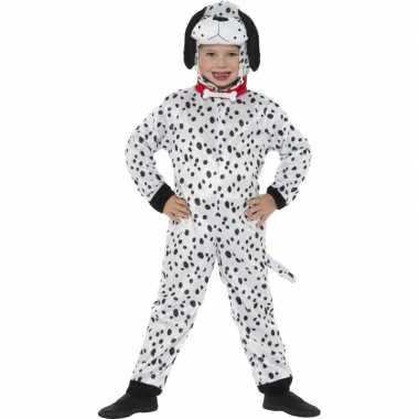 Dalmatier honden carnavalspak voor kinderen