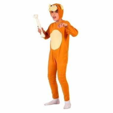 Dierenpak hond/honden verkleed carnavalspak voor kinderen