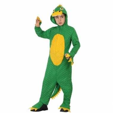 Dinosaurus rex carnavalspak voor jongens