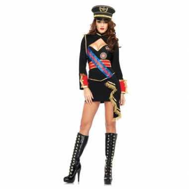 Diva dictator dames carnavalspak