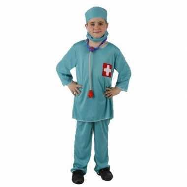 Dokter/chirurg carnavalspak voor jongens