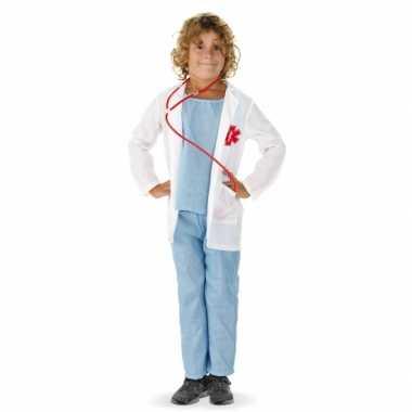 Dokters carnavalspak voor kinderen