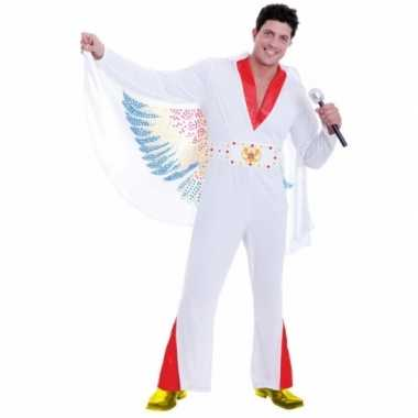 Elvis rockstar carnavalspak voor heren