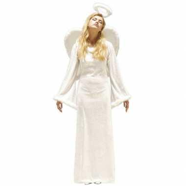 Engelen carnavalspak voor dames