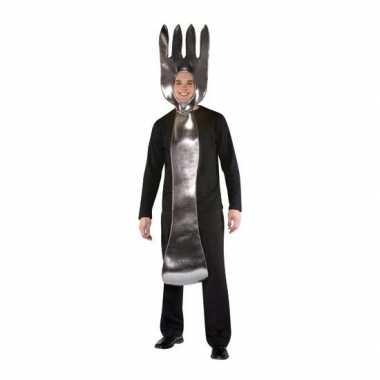 Feest vorken verkleedcarnavalspak voor volwassenen