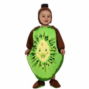 Feestartikelen kiwi carnavalspak voor babys