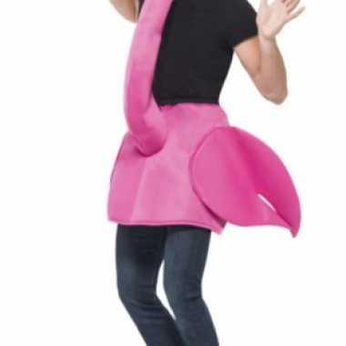 Flamingo feestcarnavalspak