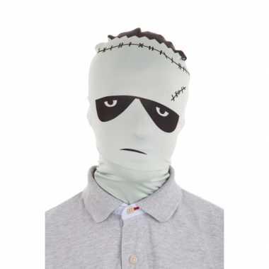 Frankenstein carnavalspak masker
