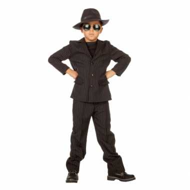 Gangster carnavalspak voor kids