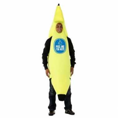 Gekke bananen carnavalspak