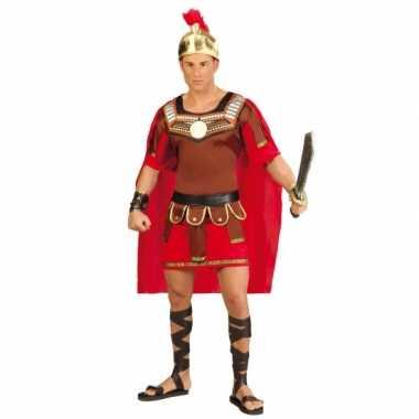 Gladiator carnavalspak met helm voor heren