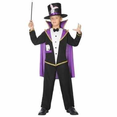 Goochelaar verkleed pak/carnavalspak voor kinderen