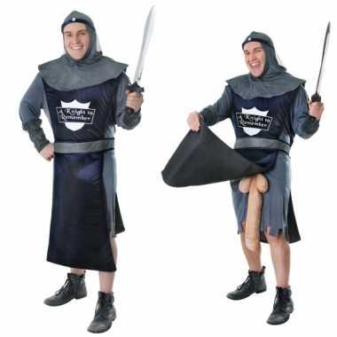 Grappige ridder carnavalspaks