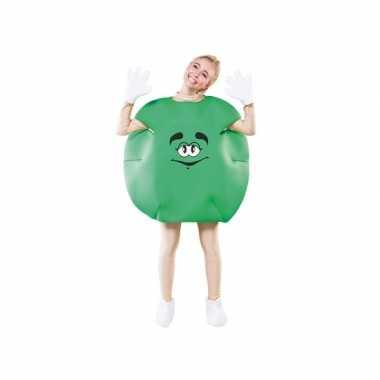 Groen snoep pak volwassenen