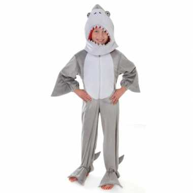 Haaien carnavalspak voor kids