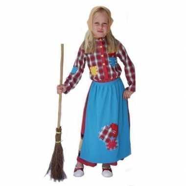 Heksen carnavalspaks voor kinderen
