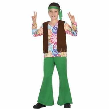 Hippie carnavalspak voor kinderen