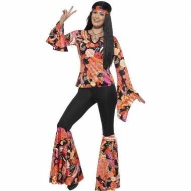 Hippie carnavalspak willow voor dames