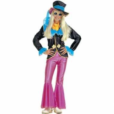 Hippie carnavalspaks voor dames