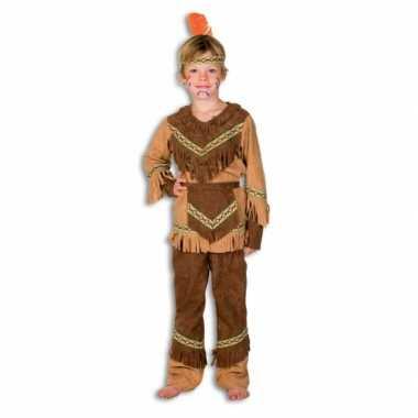Indianen carnavalspak voor kinderen